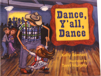 Book: Dance Y'all Dance