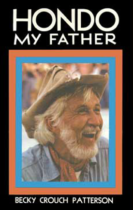 Book: Hondo My Father