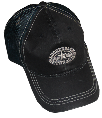 Cap Oiled Canvas - Navy