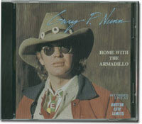 CD - Home with The Armadillo - Gary P. Nunn