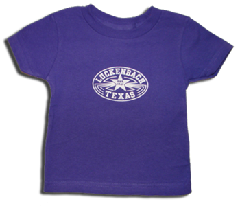 Infant Purple Tee
