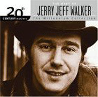 CD - Best of Jerry Jeff Walker