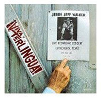 CD - Viva Terlingua - Jerry Jeff Walker