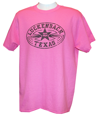 Ladies Charity Pink Tee
