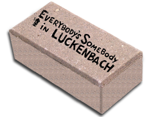 4x8 Engraved Brick