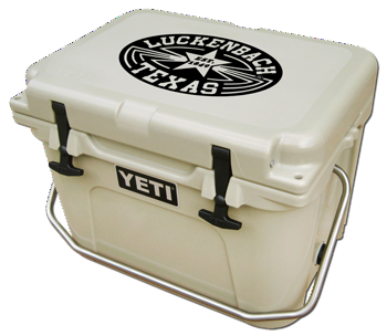 Yeti Cooler: Roadie 20 Tan