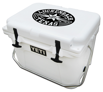 Yeti Cooler: Roadie 20 White