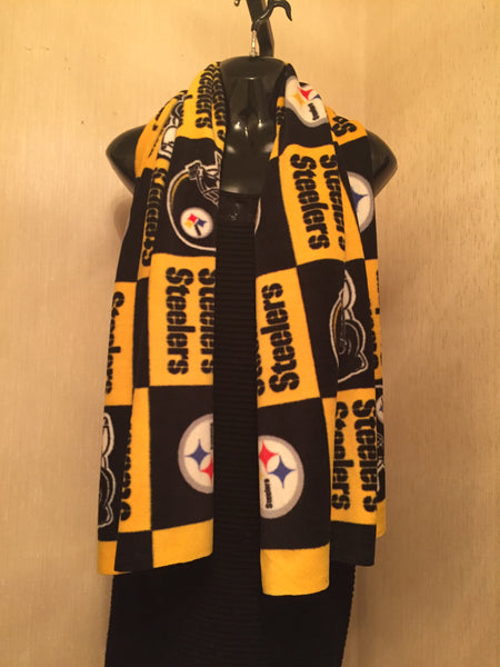 Steel Curtain Scarf