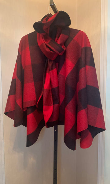 Buffalo Plaid-Crop