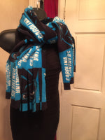 Panthers Scarf