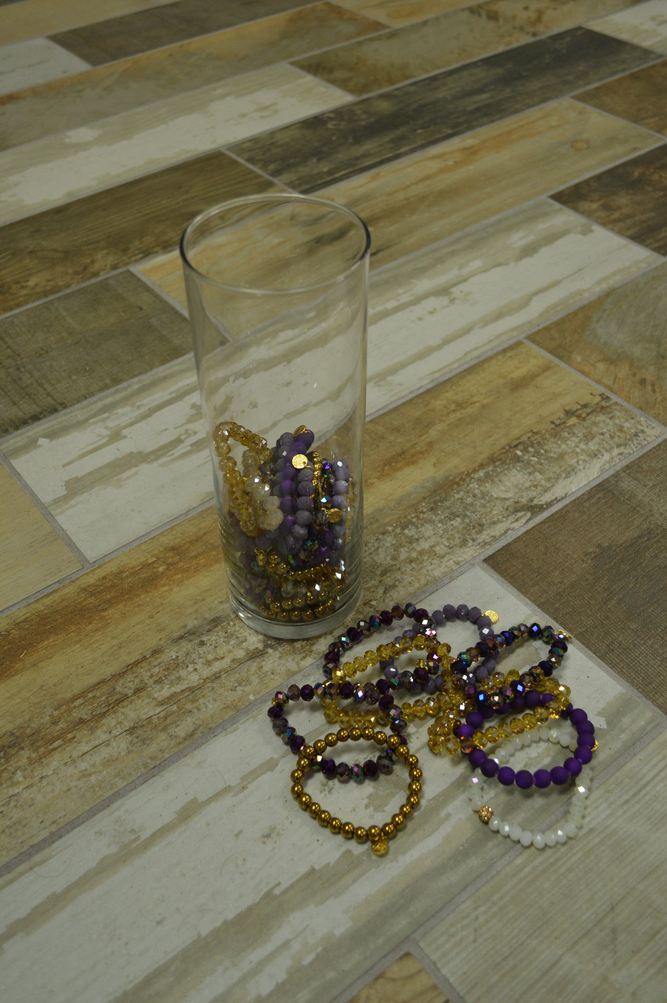 Erimish Bracelets in Jars
