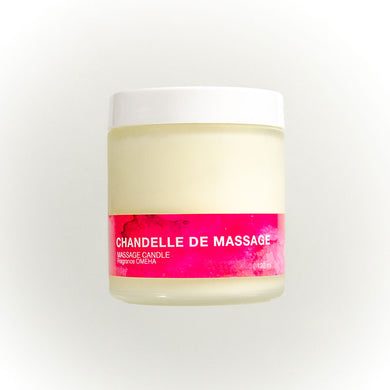 Massage Candle 120ml by Désirables