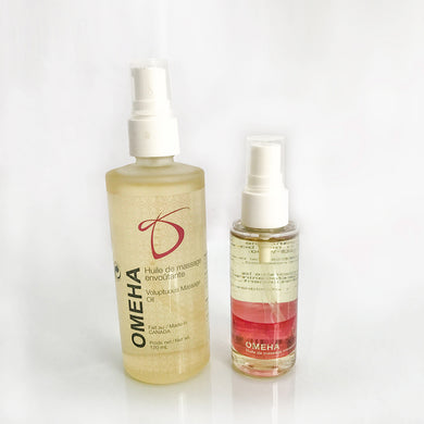 Omeha Massage Oil (60 ml) by Désirables