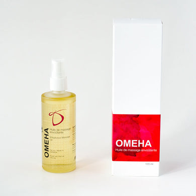 Omeha Massage Oil (120 ml) by Désirables