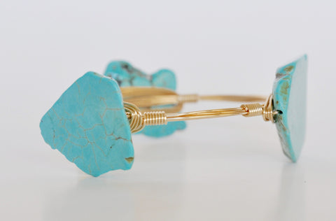 Turquoise Bracelet - Chace & Co. LLC