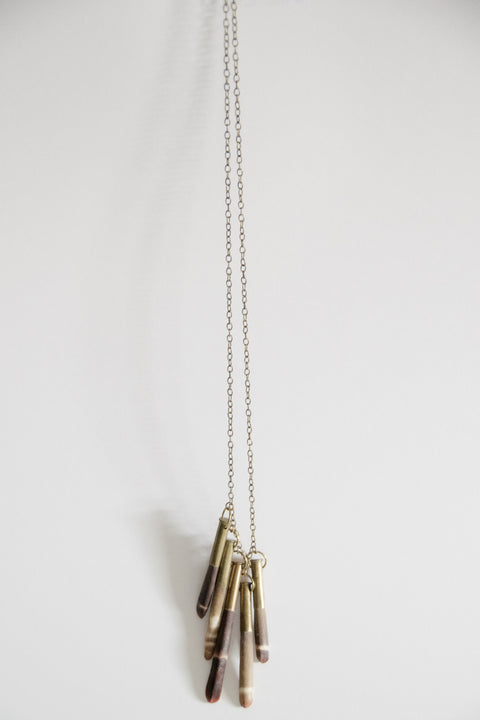 Sea Urchin Spine Necklace - Chace & Co. LLC