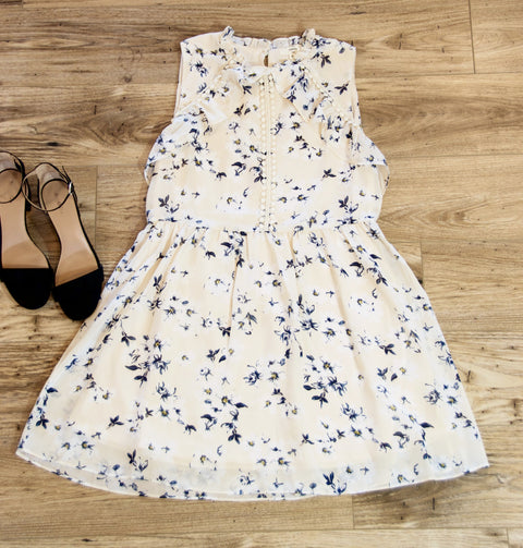 Floral Print Sunday Dress