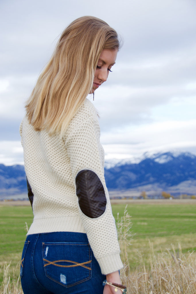 Soft Knit Sweater - Chace & Co. LLC