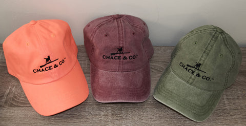 Chace & Co. Baseball Hats - Chace & Co. LLC
