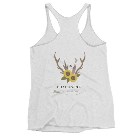New Chace & Co. Logo Women's Tank Top