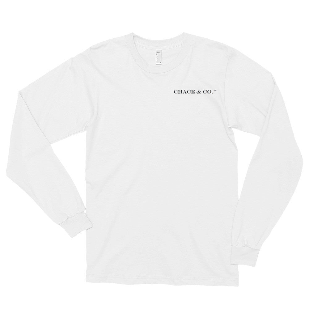 Long Sleeve Chace & Co. T-shirt