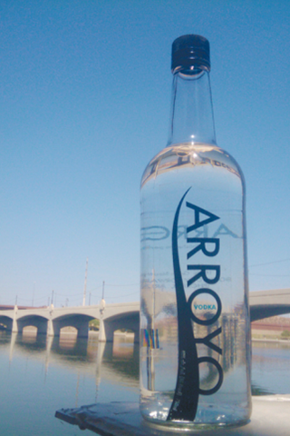 Arroyo Vodka 2 - Art Object