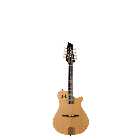 Godin A8 Two-Chambered Electro-Acoustic Mandolin (Natural) Godin A8 Two-Chambered Electro-Acoustic Mandolin (Natural) Mandolins Godin GuitarVault  - GuitarVault.com