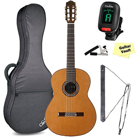 Cordoba C9 CD/MH Acoustic Nylon String Guitar With Case Cordoba C9 CD/MH Acoustic Nylon String Guitar With Case Nylon String Guitars Cordoba guitarVault  - GuitarVault.com