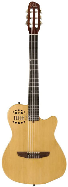 Godin ACS-SA Nylon String Cedar Top Acoustic-Electric Guitar,