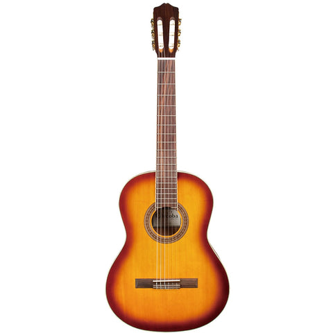 Cordoba C5 SB Classical Spruce Top Nylon String Acoustic Guitar, Sunburst Cordoba C5 SB Classical Spruce Top Nylon String Acoustic Guitar, Sunburst Nylon String Guitars Cordoba GuitarVault  - GuitarVault.com
