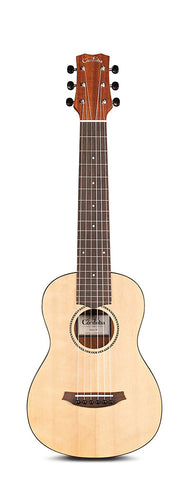 Cordoba Mini Mahogany Nylon String Acoustic Guitar Cordoba Mini Mahogany Nylon String Acoustic Guitar Nylon String Guitars Cordoba GuitarVault  - GuitarVault.com