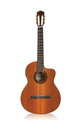 Cordoba C5-CE Iberia Series Acoustic Electric Classical Guitar Cordoba C5-CE Iberia Series Acoustic Electric Classical Guitar Musical Instruments Cordoba Guitars GuitarVault  - GuitarVault.com