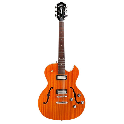 Guild Starfire II ST NM Semi Hollow Electric Guitar, Natural Guild Starfire II ST NM Semi Hollow Electric Guitar, Natural Hollow Body Electric Guitars Guild GuitarVault  - GuitarVault.com