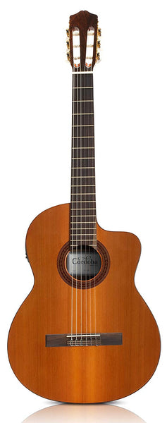 Cordoba C5-CE Iberia Series Acoustic Electric Classical Guitar Cordoba C5-CE Iberia Series Acoustic Electric Classical Guitar Nylon String Guitars Cordoba GuitarVault  - GuitarVault.com