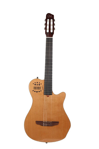 Godin 012817 Grand Concert SA Multiac Guitar (Natural HG) Godin 012817 Grand Concert SA Multiac Guitar (Natural HG) Electric Guitars Godin guitarVault  - GuitarVault.com