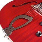 Guild Starfire IV Semi-Hollow Body Electric Guitar with Case (Cherry Red) Guild Starfire IV Semi-Hollow Body Electric Guitar with Case (Cherry Red) Semi-Hollow Electric Guitars Guild GuitarVault  - GuitarVault.com