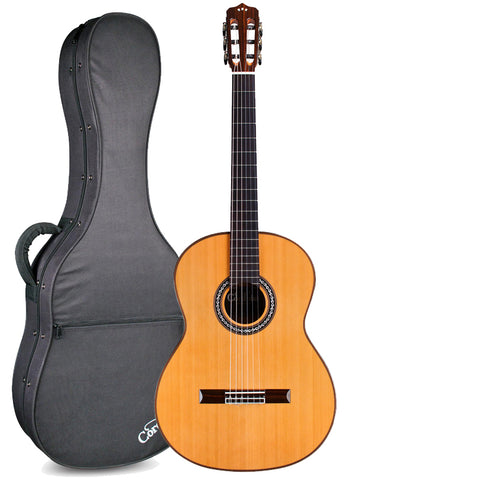 Cordoba C9 Crossover Acoustic Nylon String Guitar with Case