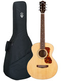 Guild Jumbo Junior Maple Acoustic-Electric Guitar with Gig Bag Guild Jumbo Junior Maple Acoustic-Electric Guitar with Gig Bag Acoustic-Electric Guitars Guild GuitarVault  - GuitarVault.com