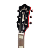 Guild S-100 Polara Solid Body Electric Guitar with Case (Black) Guild S-100 Polara Solid Body Electric Guitar with Case (Black) Solid Body Electric Guitars Guild GuitarVault  - GuitarVault.com