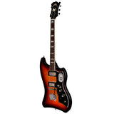 Guild S-200 T-Bird ATB, Solid Body Electric Guitar with Gig Bag (Antique Burst) Guild S-200 T-Bird ATB, Solid Body Electric Guitar with Gig Bag (Antique Burst) Solid Body Electric Guitars Guild GuitarVault  - GuitarVault.com