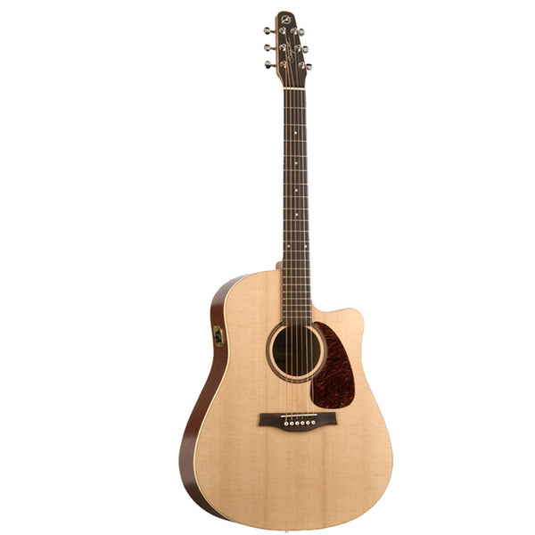 Seagull Coastline Series Slim Cutaway Dreadnought QIT Acoustic-Electric Guitar