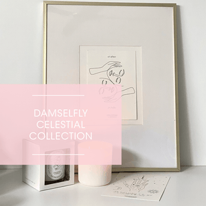 Damselfly Celestial Collection