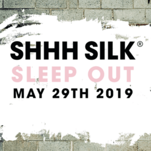 Shhh Silk Sleep Out