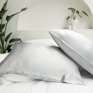How To Clean and Care For Silk Filled Pillows