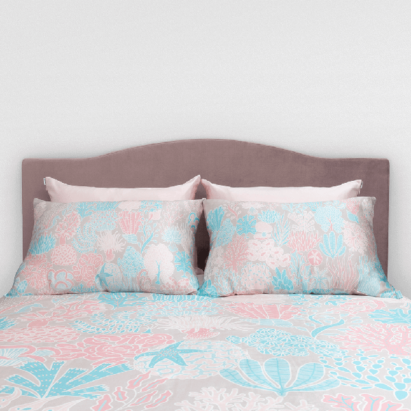 silk duvet set