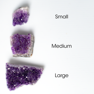 Amethyst Crystal Cluster (Small)