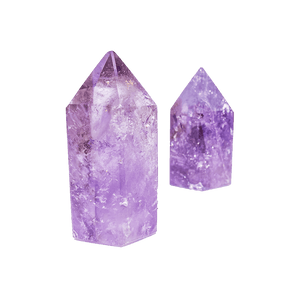 Amethyst Crystal Polished Generator (70-100mm)