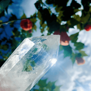 Clear Quartz Crystal Polished Generator (70-130mm)