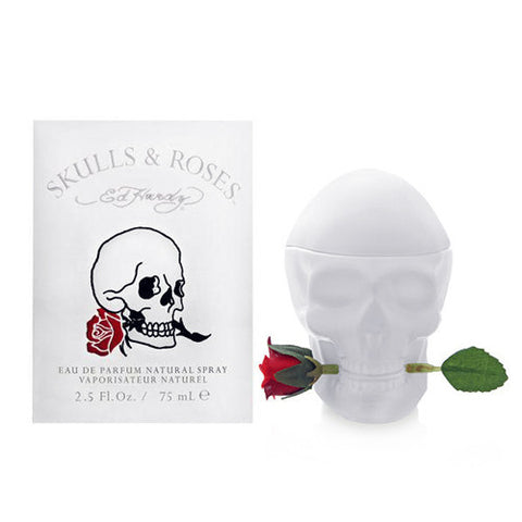 Ed Hardy Skulls & Roses by Christian Audigier for Women