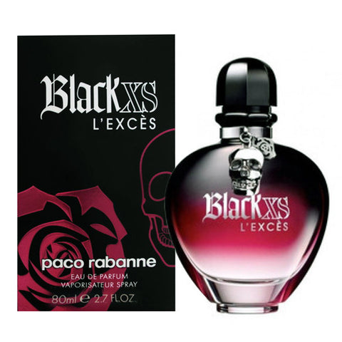 Black XS L'Exces by Paco Rabanne for Women